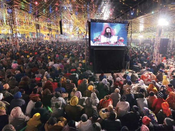 Value Of Gurmeet Ram Rahim's Dera