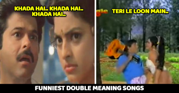 11 Funniest Double Meaning Songs Of Bollywood That You Should Listen Once Rvcj Media 20 funny hindi songs of classic bollywood: 11 funniest double meaning songs of