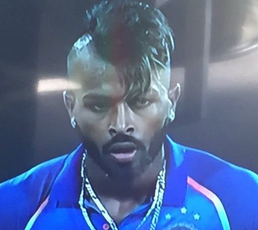 Hardik Pandya Got A New Haircut Amp No One Liked It Twitter