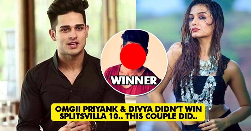 Not Priyank & Divya, But This Couple Has Won Splitsvilla 10