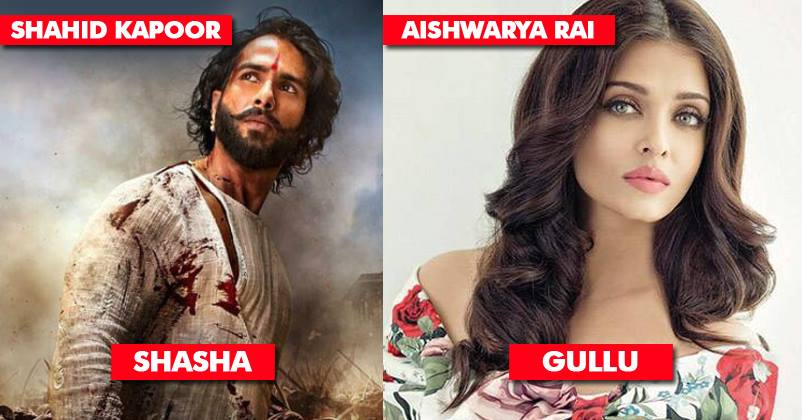 18 Bollywood Celebs Who Have The Most Unique Pet Names  Did
