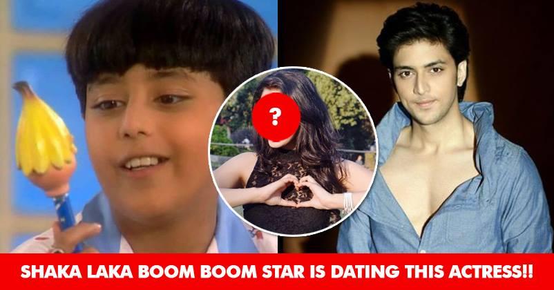 Shaka Laka Boom Boom's Sanju Aka Kinshuk Is Dating This ...  Shaka Laka Boom...