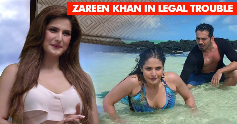Zareen Khan In Legal Trouble After Alleging Aksar 2 Makers Of Vulgarity Rvcj Media Zareen khan says she believes in embracing her imperfections with pride rather than covering them up. zareen khan in legal trouble after