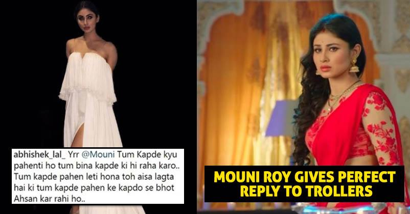 Mouni Roy's Reply To Haters Who Trolled Her For White Off