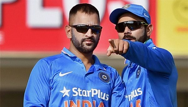 Virat Kohli Discloses How Dhoni Played A Major Role In Making Him The Captain