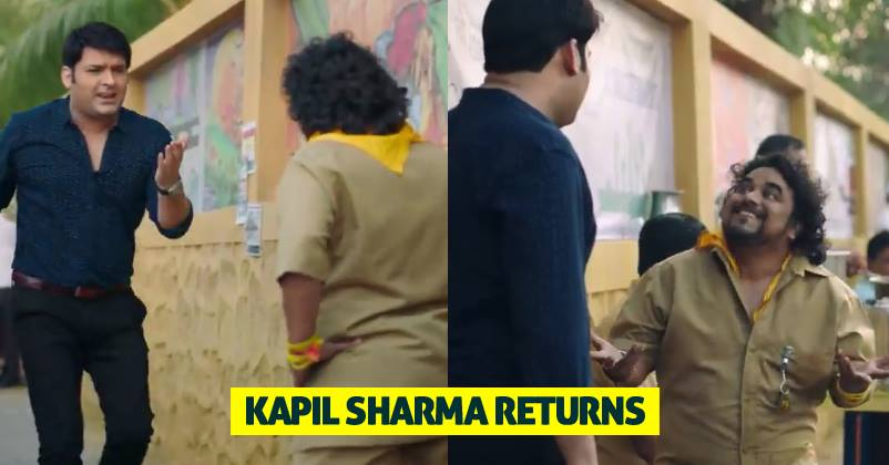 Kapil Sharma Is Back On Sony  This New Promo Is Very Funny & Will