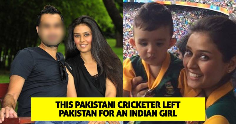 This Pak Cricketer Left His Land To Marry An India Based