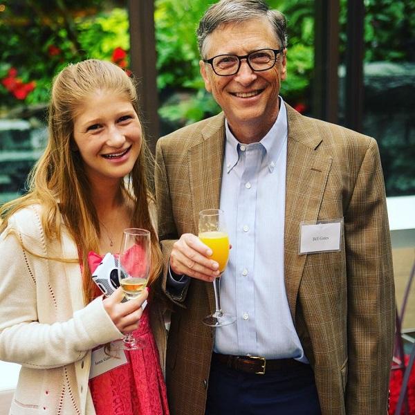 Meet Jennifer Katharine Gates, Daughter Of Bill Gates. You ...