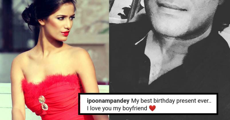 Image result for poonam-pandey-twitter with boyfriend