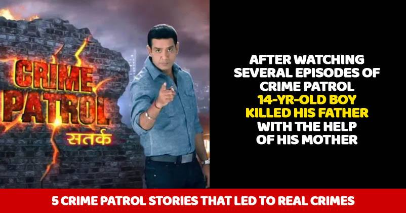 5 Real Crimes That Are Inspired By Show Crime Patrol - RVCJ Media