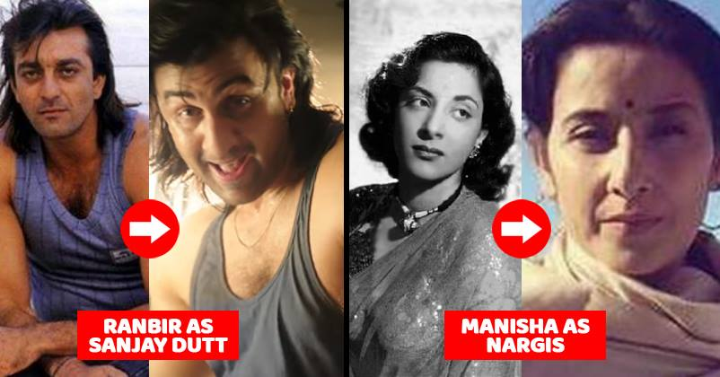 Complete Star Cast Of Sanju. Here's Who Plays Sanjay Dutt ...