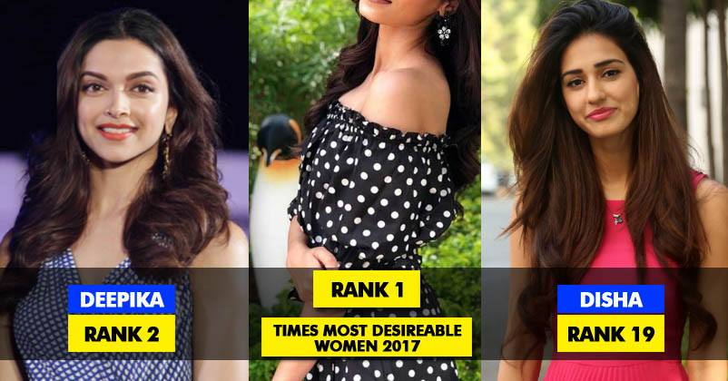 Times Most Desirable Women 2017 List Is Out And This Beauty