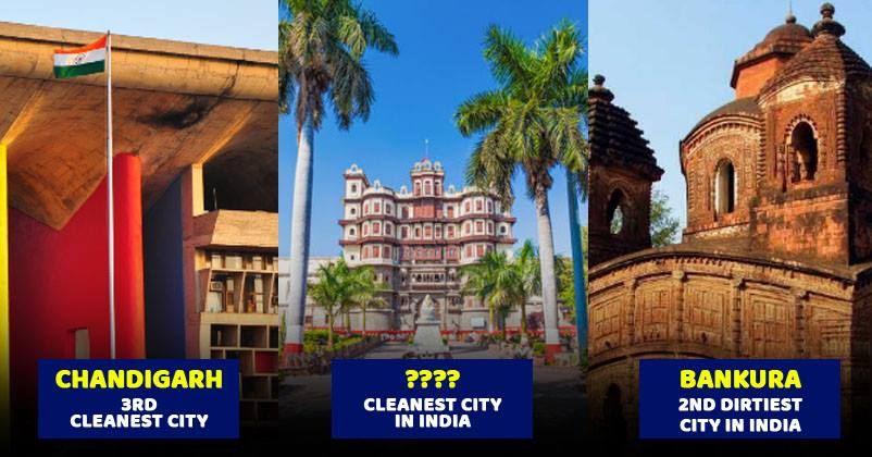 India's 10 Cleanest & Dirtiest Cities List Out  Check Out