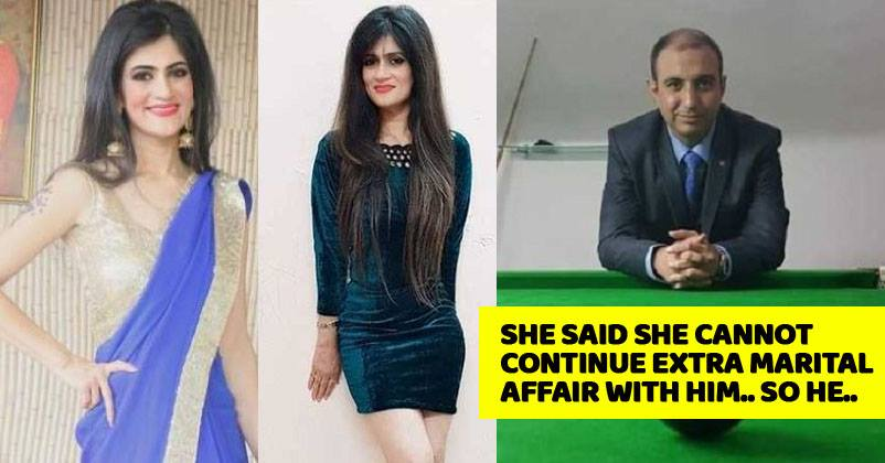 Most Controversial Extra Marital Affair Case Things To Know About Shailja Dwivedi Rvcj Media