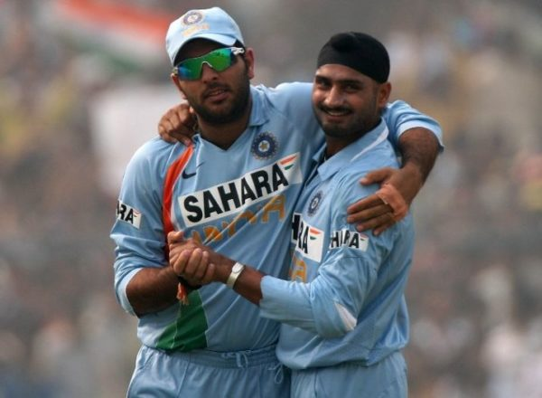 Yuvraj Singh Shares His Childhood Photo & Compares It With Latest Pic, Gets Trolled By Harbhajan
