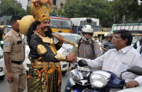 Pillion helmet compulsory in bangalore dating