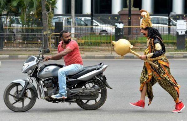 Pillion rider helmet compulsory in bangalore dating