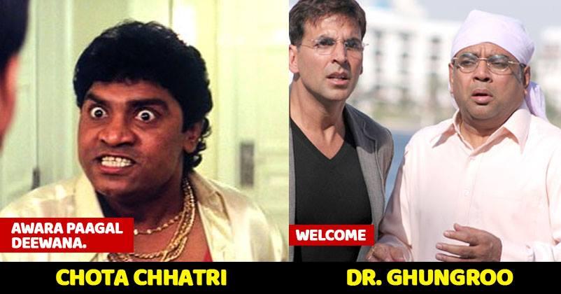 Bollywood Hindi Movies 2018 Actor Name: 15 Funniest Character Names In Bollywood Movies