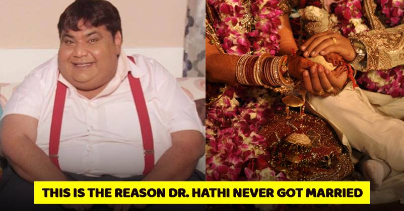 This Co-Star Of Dr Hathi Revealed The Real Reason Why Kavi ...