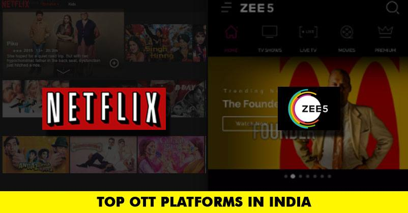 Image result for OTT in india