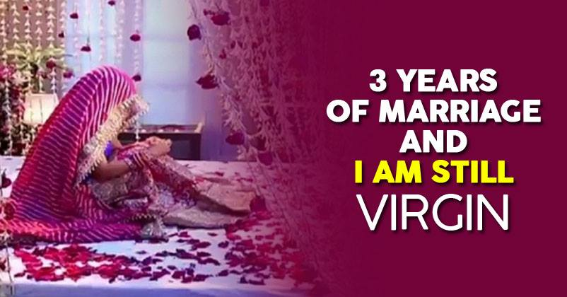 virgin after marriage