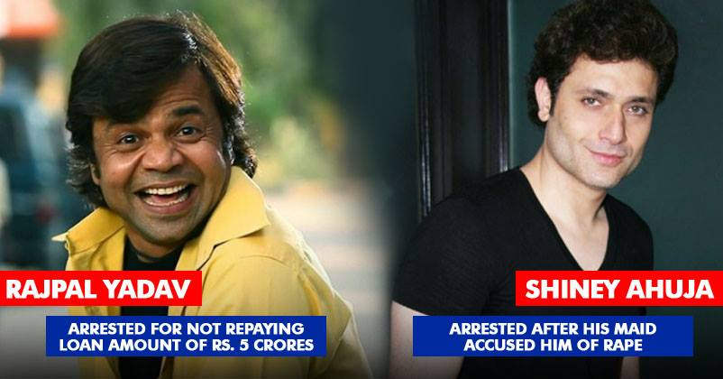 These Bollywood Stars Have Lead A Far From Heroic Life ...