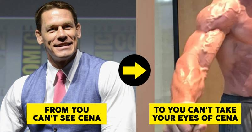John Cena Shares His New Look With Fans And Everyone Is Loving It