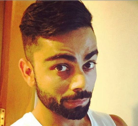15 Hairstyles Of Virat Kohli Which Are Truly Amazing And