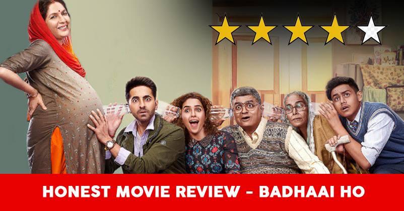 badhai ho movie 2019