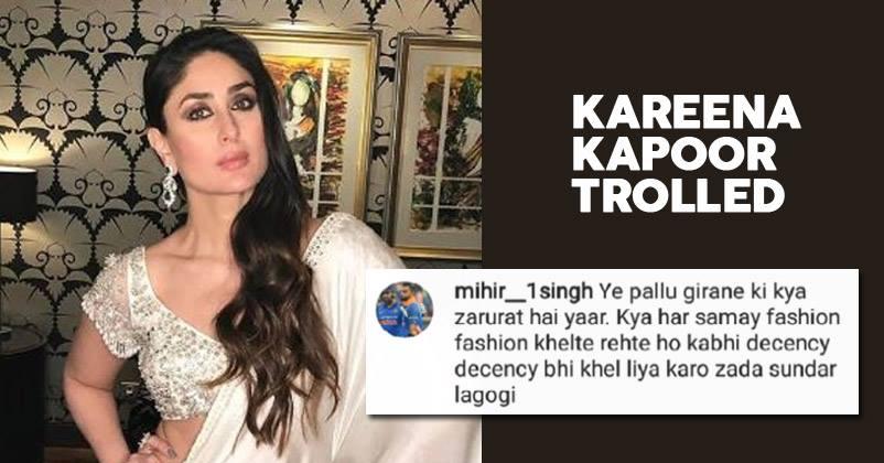 Kareena Kapoor Receives Youth Icon 2018 Award, Is Badly Trolled ...