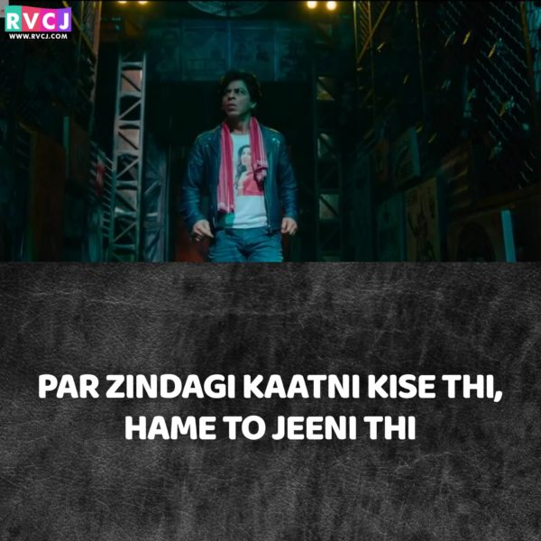 Shah Rukh Khans Zero Has A Number Of Power Packed Dialogues