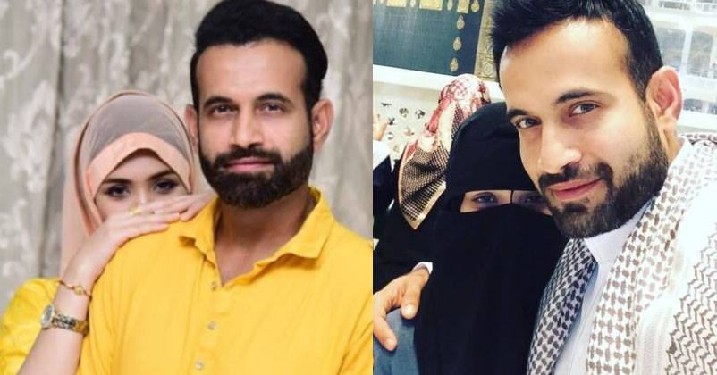 Irfan Pathan's Pictures With His Wife Are Adorable,You Just