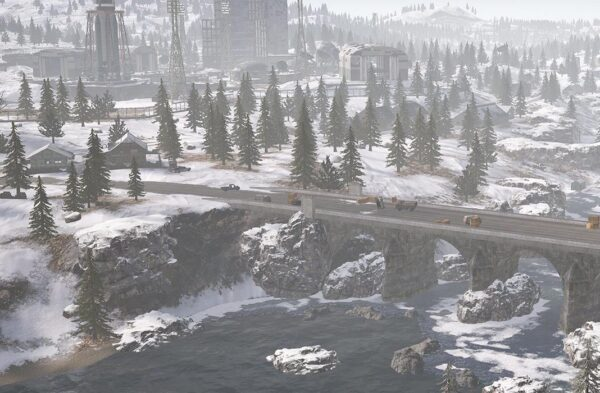 Pubg Mobile Gets The Vikendi Map But You Can T Play On It: PUBG Reveals New Snow Map For Gamers, You Must Check Out