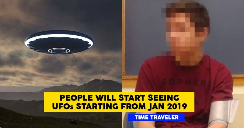 Image result for Time Traveler From 2030 Reveals Interesting Details Of 2019. Says There Will Be UFOs Everywhere