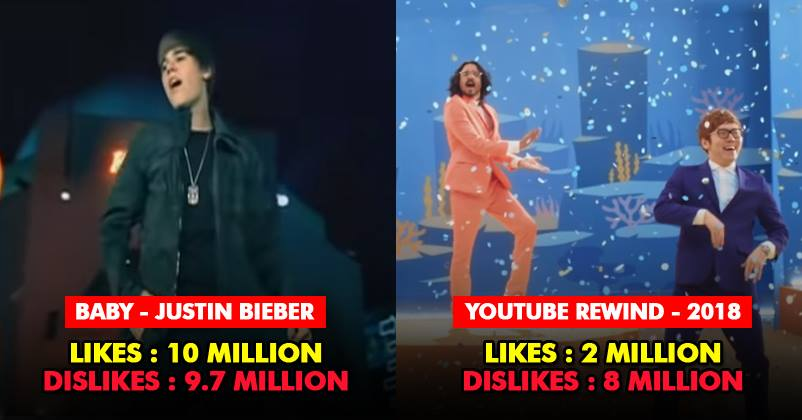 Youtube Rewind 2018 Is Now The 2nd Most Disliked Video Of All Time Why Everyone Is Disliking It Rvcj Media