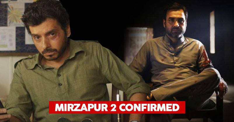 Pankaj Tripathi Starrer Mirzapur Season 2 Is Back  Makers