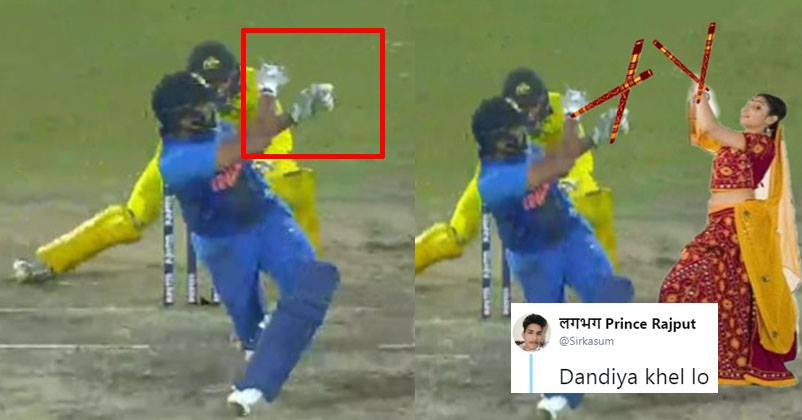Rohit Sharma S Bat Flew In Air During 5th Odi He Got Stumped Twitter Flooded With Best Memes Rvcj Media