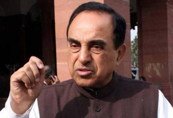 Subramanian Swamy said that he cannot be a chowkidar because