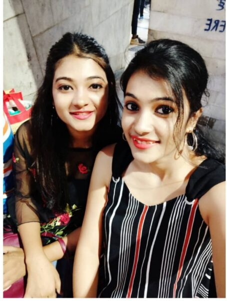 Rakhi and Ruby