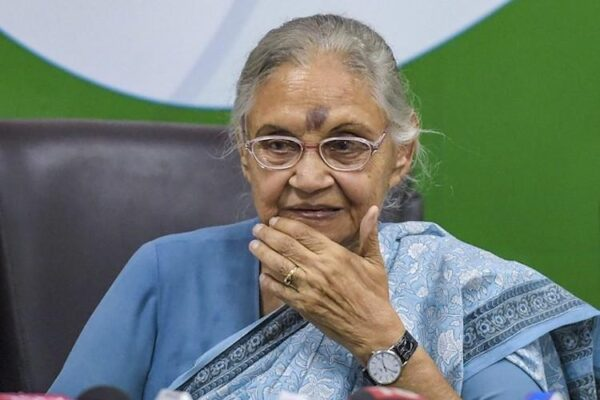Hater Says Sushma Swaraj Will Be Remembered Like Sheila Dikshit After De*th. See Sushma Ji's Reply