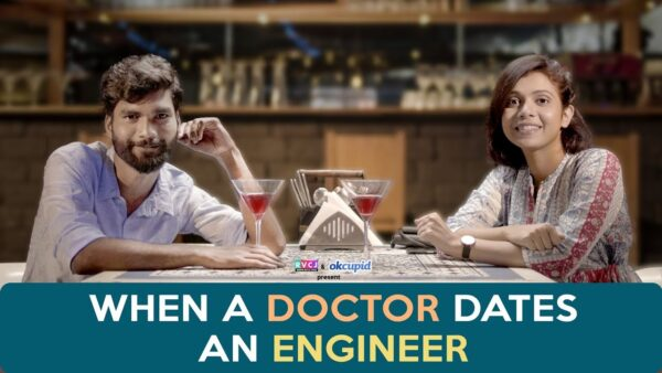 This Video Narrates Story Of A Doctor And An Engineer Who Met On
