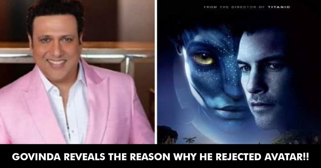 Govinda Reveals Why He Rejected Avatar & You Will Agree With His