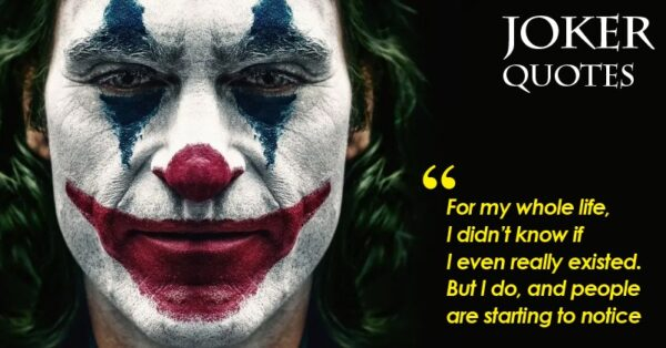 joker movie quotes that make you think hard about life media