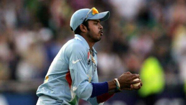 Sreesanth Hits Out At Robin Uthappa For Claiming That The Pacer Drops The Easiest Catches
