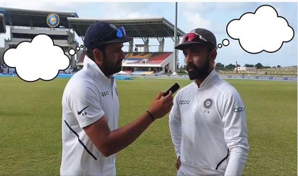 Shikhar Dhawan Has The Most Hilarious Reaction On Ajinkya Rahane & Rohit Sharma's Post