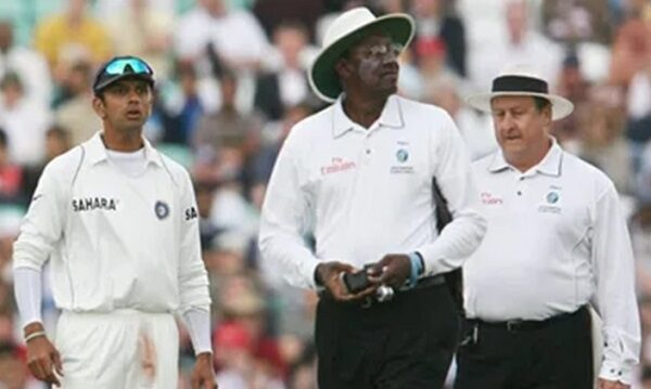 Irfan Pathan Slammed Steve Bucknor For 7 Mistakes In 2008 Sydney Test Due To Which India Lost