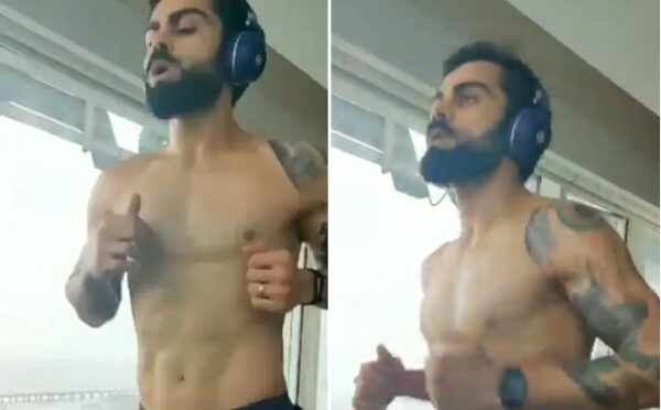 Virat Kohli Gives A Glimpse Of His Preparation Before IPL 2020, See The Video