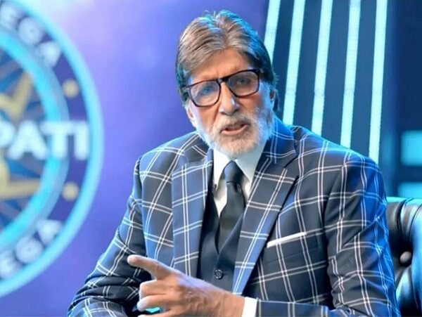 Big B Scolds Man Who Said He Got Bored With Wife's Face & Will Use Money For Her Plastic Surgery