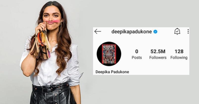 After Deleting All Posts & Making Fans Worried, Deepika ...