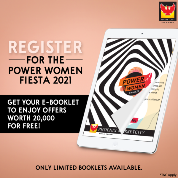 Phoenix Marketcity Mumbai Is Making Sure That Ladies Are Having An Amazing March With Vouchers Upto Rs 20,000 At 'Power Women Fiesta'